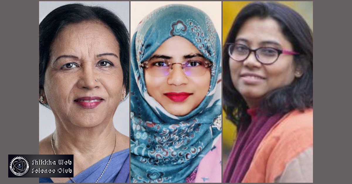 3 Bangladeshi Scientists in 'Asian Scientist' Top 100 (2021)